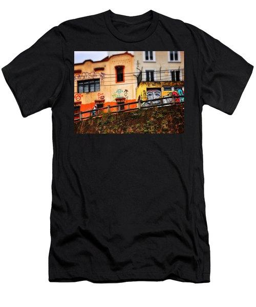Saks Men's T-Shirt (Athletic Fit)