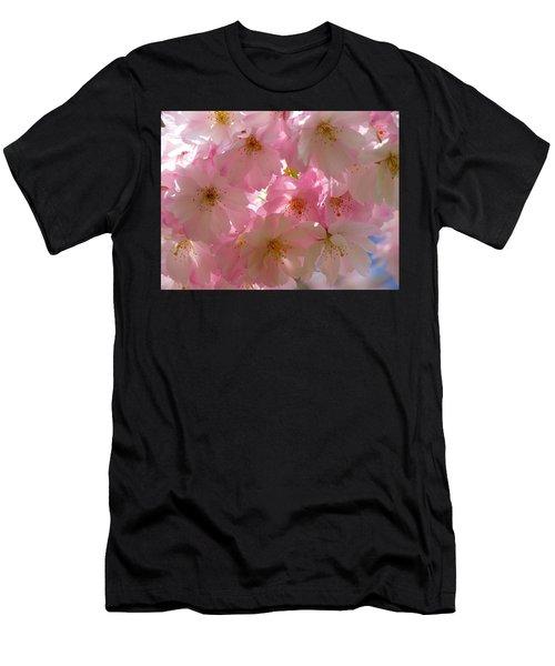 Sakura - Japanese Cherry Blossom Men's T-Shirt (Athletic Fit)