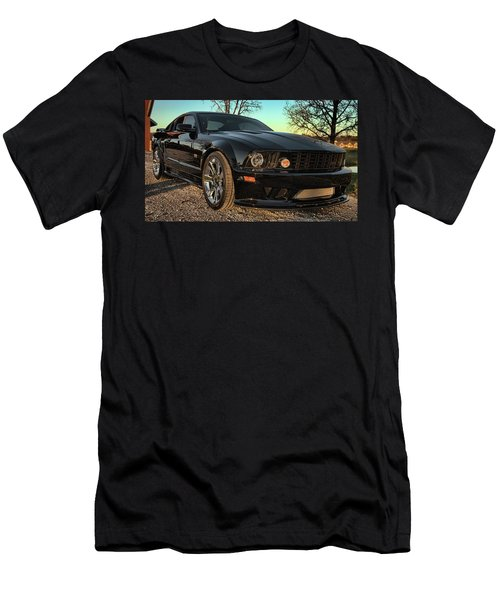 Men's T-Shirt (Slim Fit) featuring the photograph Saleen by John Crothers