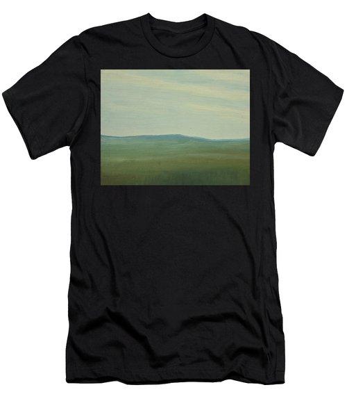 Salen Afternoon Light 90x60 Cm Men's T-Shirt (Athletic Fit)