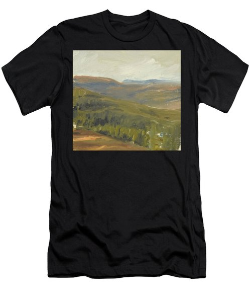 Salen Daylight 90x85 Cm Men's T-Shirt (Athletic Fit)