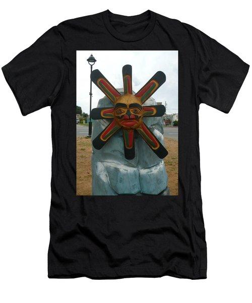 Salish Sun Men's T-Shirt (Athletic Fit)