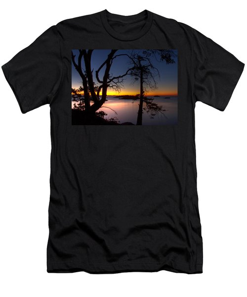 Salish Sunrise Men's T-Shirt (Athletic Fit)
