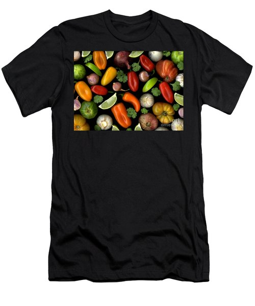 Salsa Men's T-Shirt (Athletic Fit)