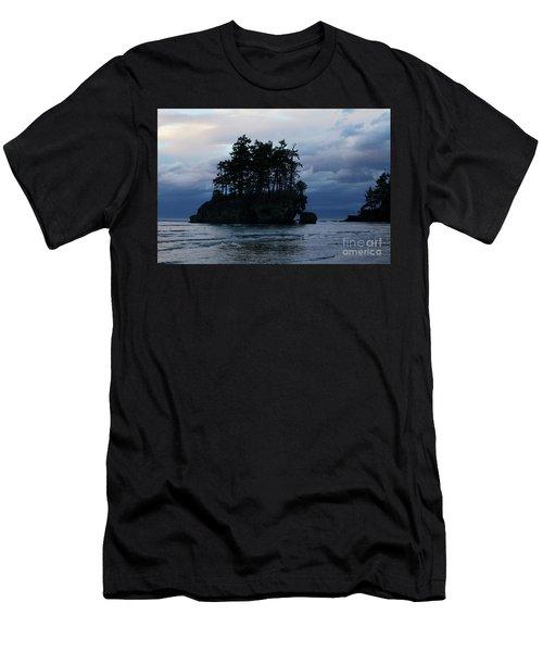 Salt Creek At Sunset Men's T-Shirt (Athletic Fit)