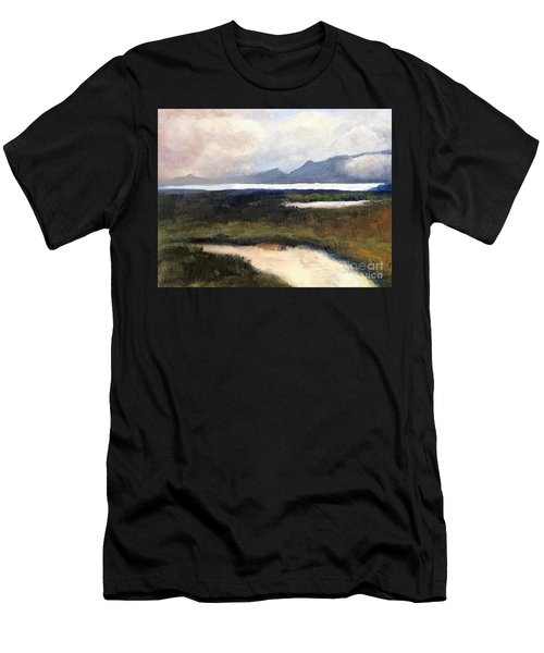 Salton Sea Men's T-Shirt (Athletic Fit)