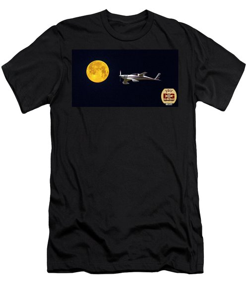Sam And The Moon Men's T-Shirt (Athletic Fit)