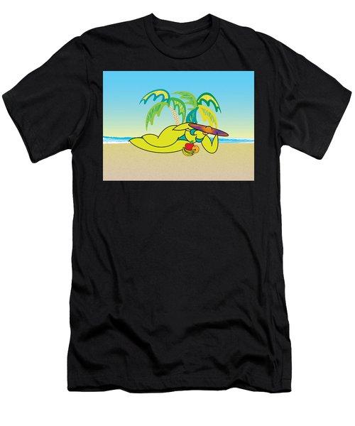 Samantha Men's T-Shirt (Athletic Fit)