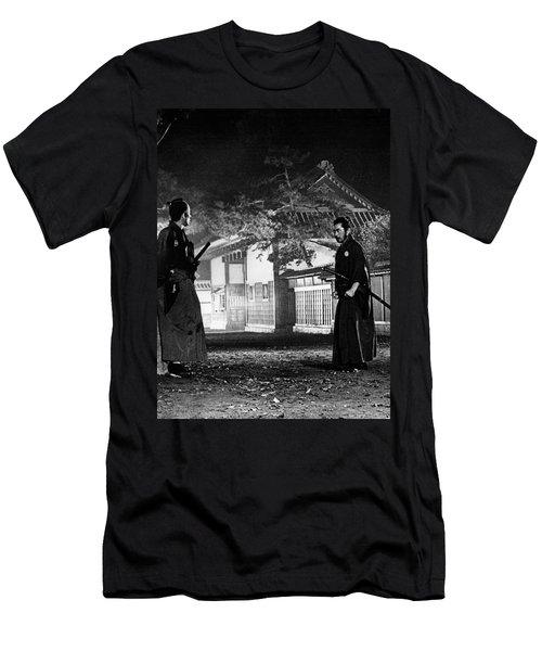 Samjuro Men's T-Shirt (Slim Fit) by Dan Twyman