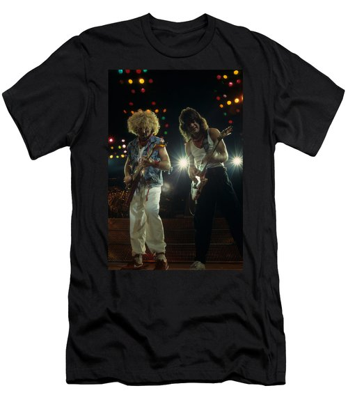 Sammy And Eddie 5150 Men's T-Shirt (Athletic Fit)