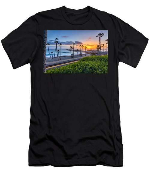 San Clemente Men's T-Shirt (Athletic Fit)