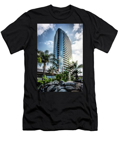 San Diego Marriott Marquis Men's T-Shirt (Athletic Fit)