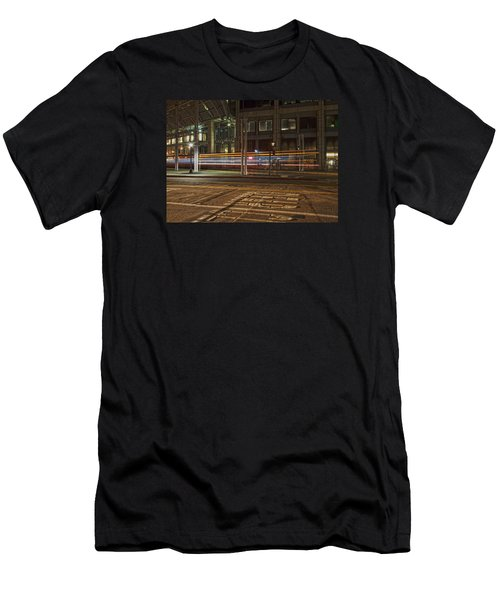 San Diego Trolly Men's T-Shirt (Athletic Fit)