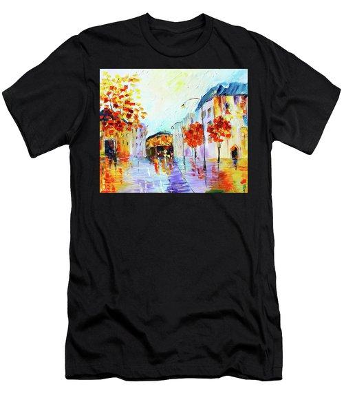 San Fran Men's T-Shirt (Athletic Fit)