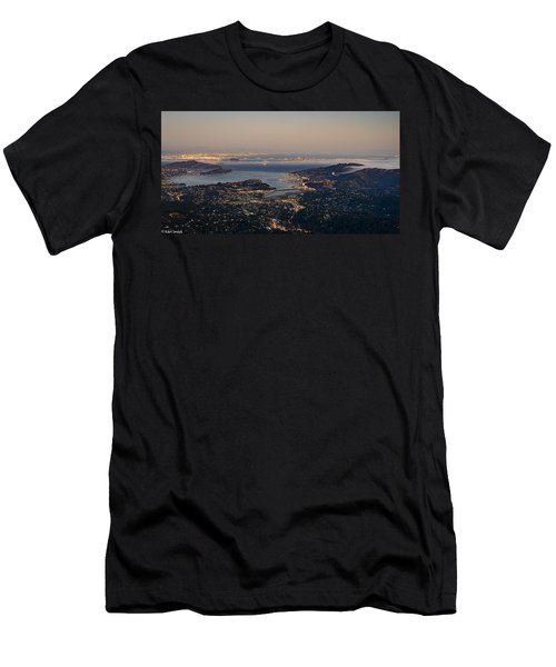 San Francisco Bay Area Men's T-Shirt (Athletic Fit)