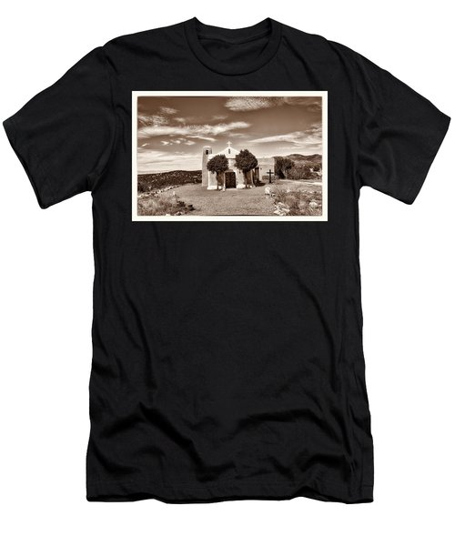 San Francisco De Asis  Est 1839 Men's T-Shirt (Athletic Fit)