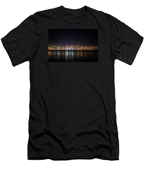 San Francisco Shot Men's T-Shirt (Athletic Fit)