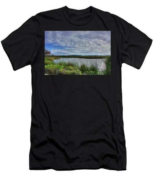 San Joaquin Wildlife Reserve Men's T-Shirt (Athletic Fit)