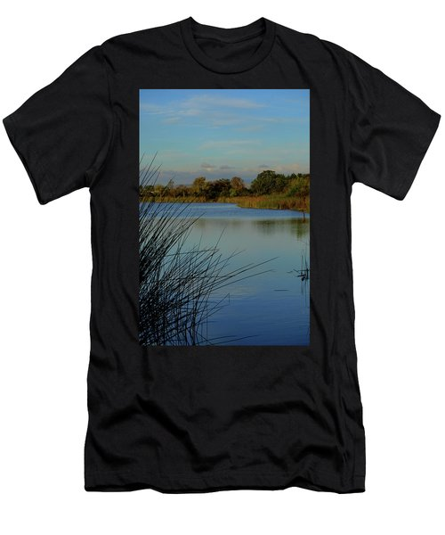 San Joaquin Wildlife Sanctuary Men's T-Shirt (Athletic Fit)