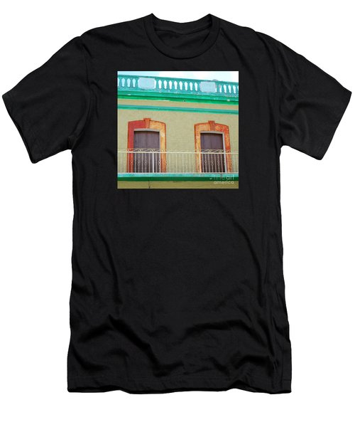 San Jose Del Cabo Doors 11 Men's T-Shirt (Athletic Fit)