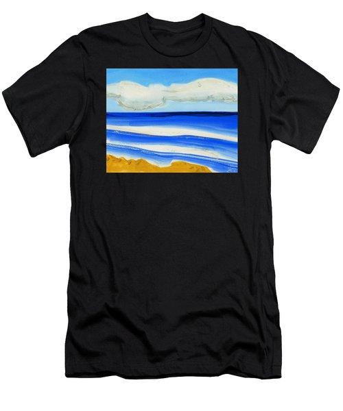 San Juan, Puerto Rico Men's T-Shirt (Athletic Fit)