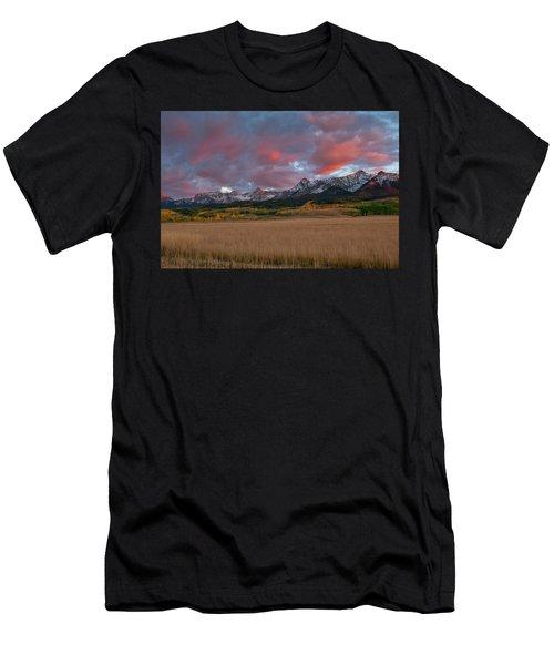 San Juan Sunset Men's T-Shirt (Athletic Fit)