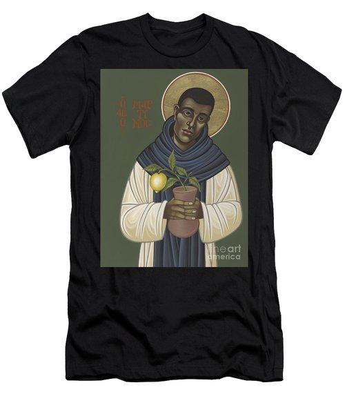 San Martin De Porres 213 Men's T-Shirt (Athletic Fit)