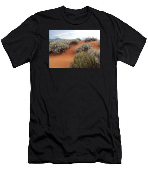 Sand And Sagebrush Men's T-Shirt (Athletic Fit)