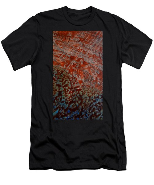 Sand And Sea II Men's T-Shirt (Athletic Fit)