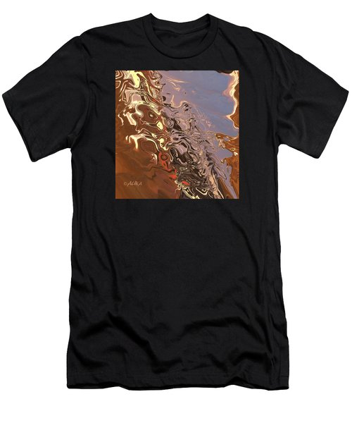 Sand Bank Men's T-Shirt (Athletic Fit)
