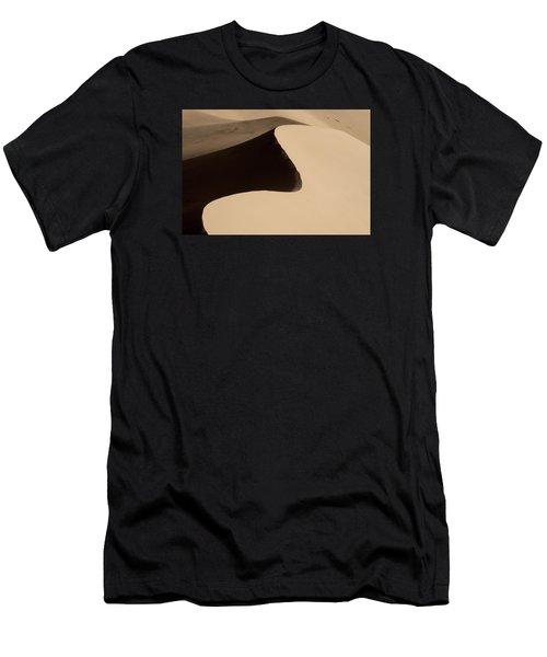 Sand Men's T-Shirt (Slim Fit) by Chad Dutson