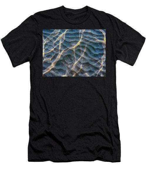 Sand Design Men's T-Shirt (Athletic Fit)