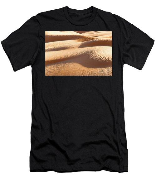 Sand Dunes 1 Men's T-Shirt (Athletic Fit)