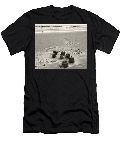 Sand Fun Men's T-Shirt (Athletic Fit)
