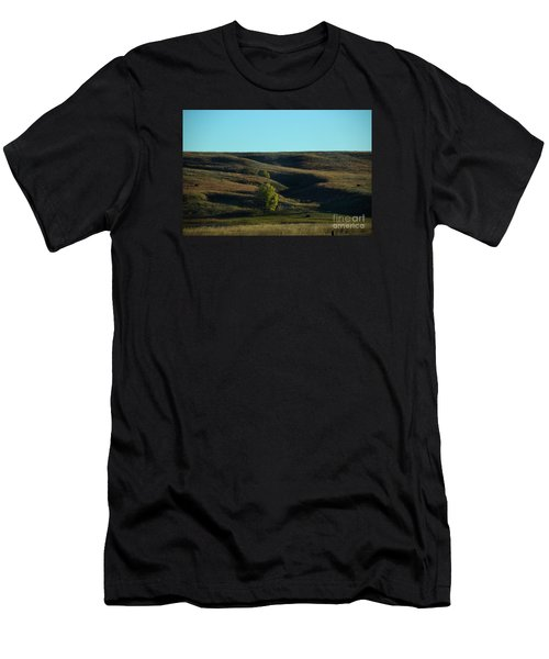 Sandhills Hills Men's T-Shirt (Athletic Fit)
