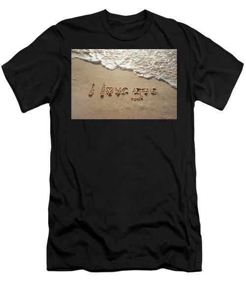 Sandskrit Men's T-Shirt (Athletic Fit)