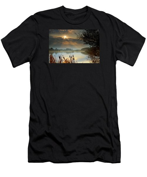 Sandy Water Park 1 Men's T-Shirt (Athletic Fit)