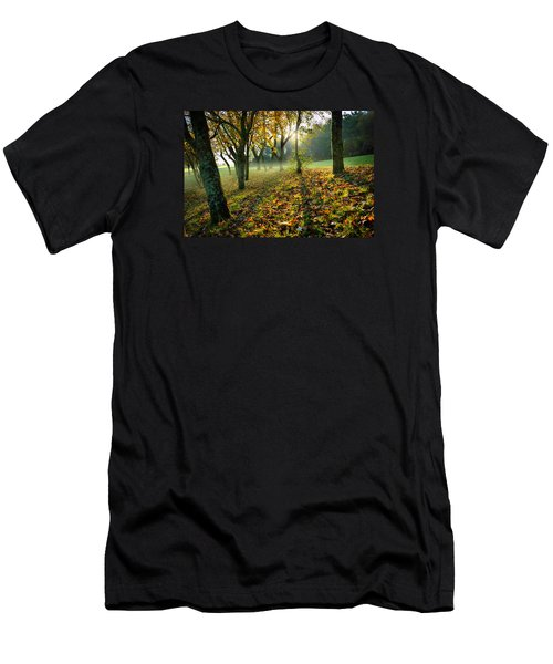 Sandy Water Park 7 Men's T-Shirt (Athletic Fit)