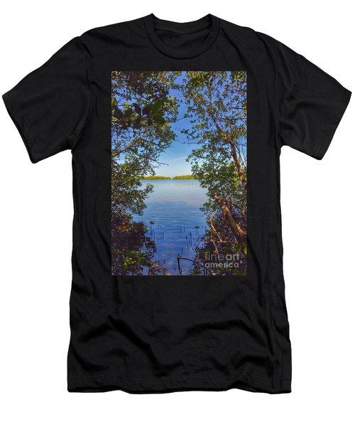 Sanibel Bay View Men's T-Shirt (Athletic Fit)
