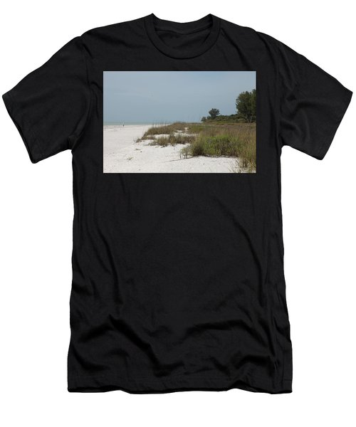 Sanibel Island Men's T-Shirt (Athletic Fit)