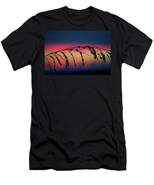 Sanibel Sea Oats Men's T-Shirt (Athletic Fit)