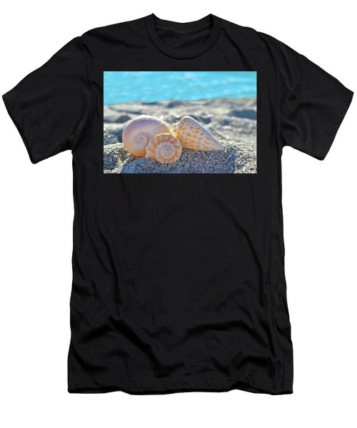 Sanibel Treasures  Men's T-Shirt (Athletic Fit)