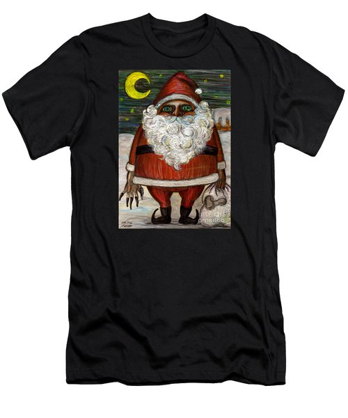 Santa Claus By Akiko Men's T-Shirt (Athletic Fit)