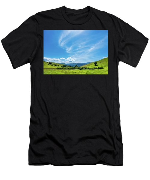 Santa Teresa County Park Men's T-Shirt (Athletic Fit)
