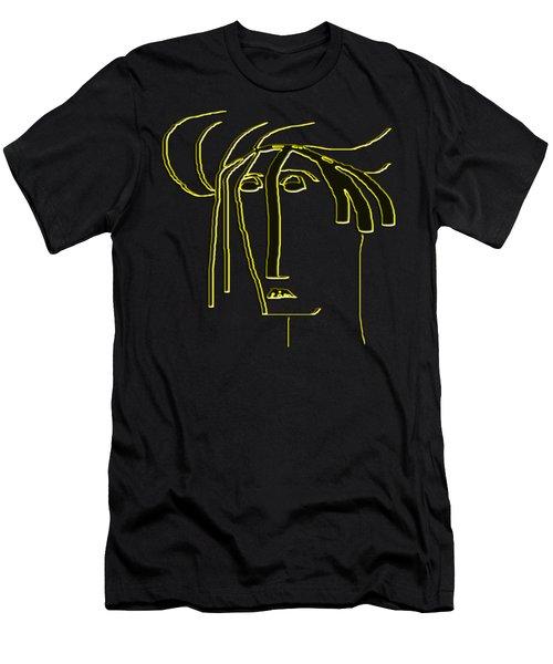 Santal Men's T-Shirt (Athletic Fit)