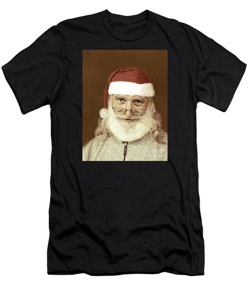 Santa's Day Off Men's T-Shirt (Athletic Fit)