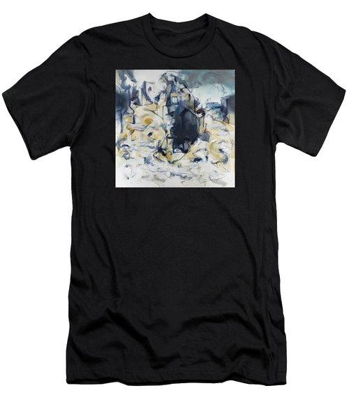 Saramago - For Jose Men's T-Shirt (Athletic Fit)
