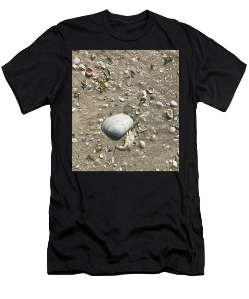 Sarasota County Shells Men's T-Shirt (Athletic Fit)