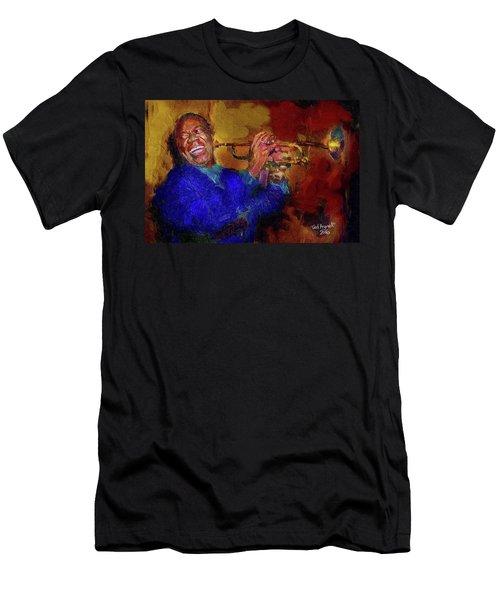 Satchmo Men's T-Shirt (Athletic Fit)