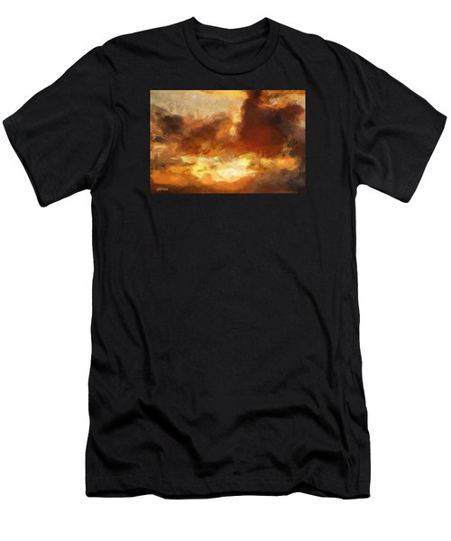 Saulriets Men's T-Shirt (Athletic Fit)
